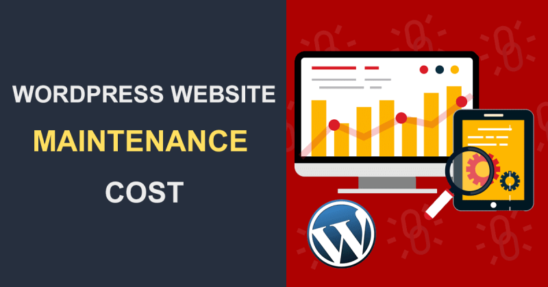 Wordpress Website Maintenance Costpng